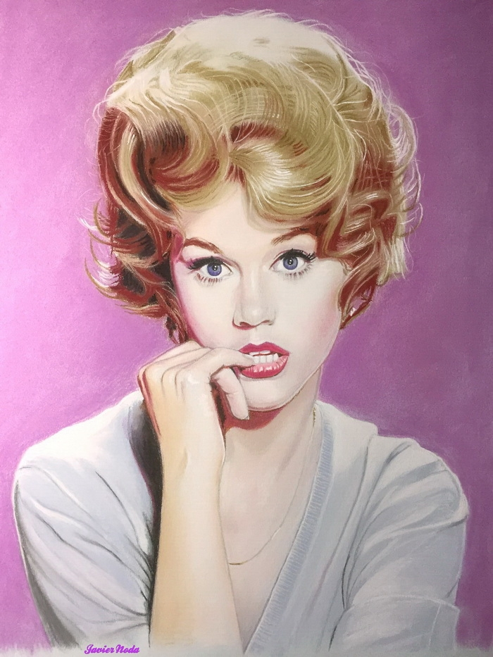 Jane Fonda par JavierNoda